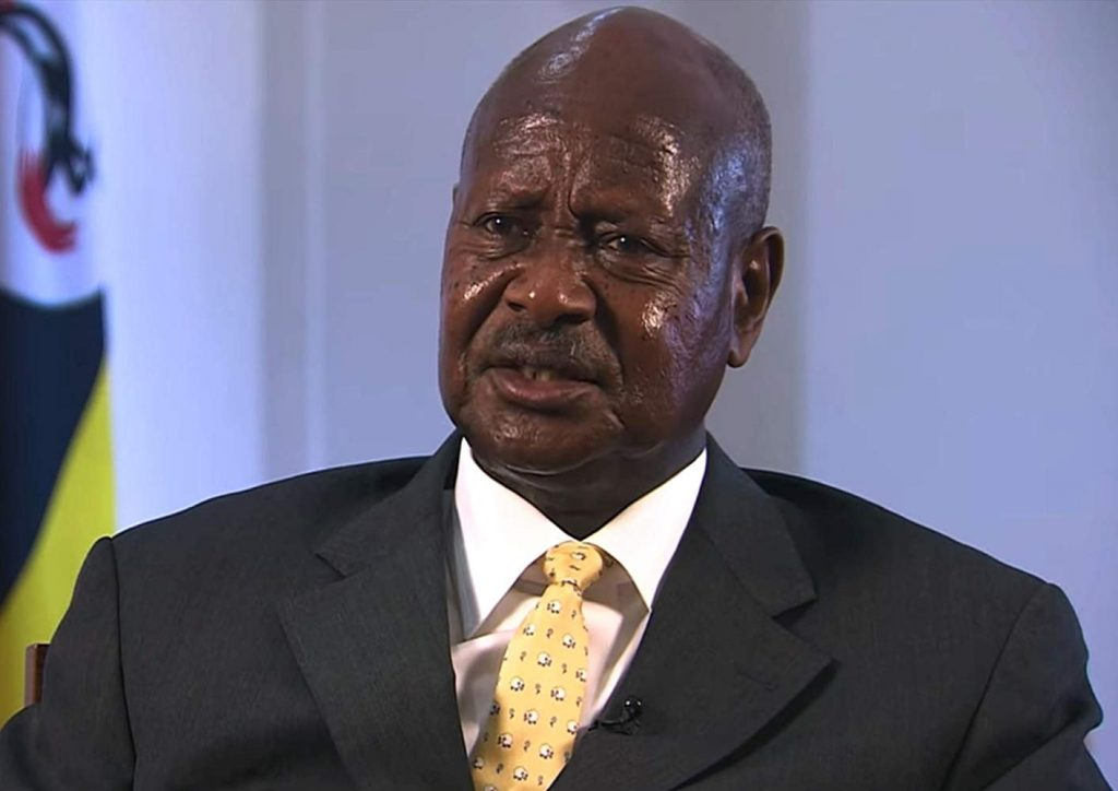 Uganda President Yoweri Museveni [Photo by REUTERS/SCANPIX]