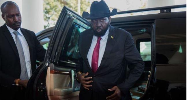 South Sudan president Salva Kiir Mayardit (Photo via Getty Images)