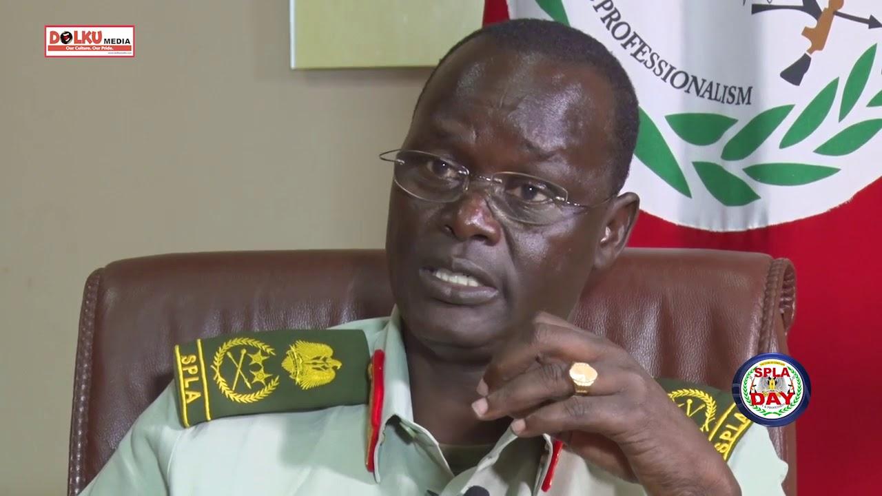 Kiir fires South Sudan army chief