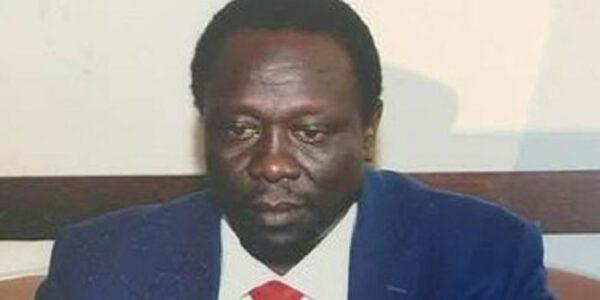 Photo: South Sudan vice-president Hussein Abdelbagi