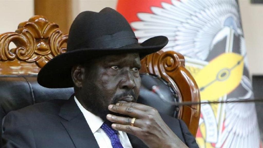 South Sudan President Salva Kiir Mayardit in 2020 [Photo by Reuters]