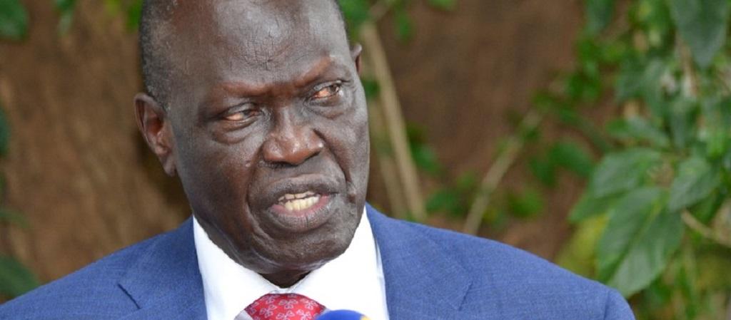 Governor of Central Bank of South Sudan Jamal Abdalla [Photo via Radio Tamazuj]