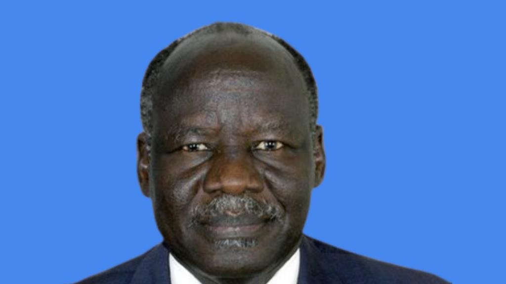 Chairman of National Democratic Movement (NDM) and Secretary-General of South Sudan Opposition Alliance (SSOA), Dr. Lam Akol Ajawin [Photo via Wikipedia]