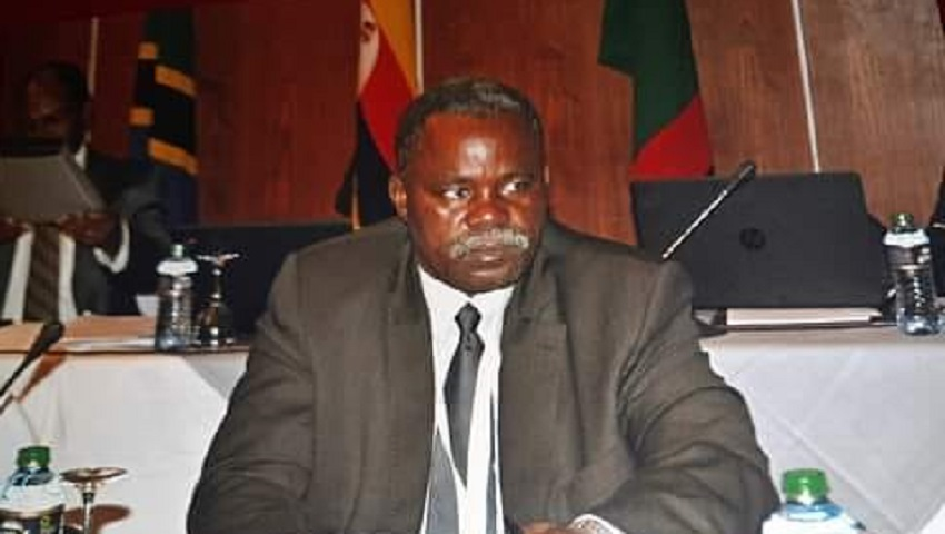 Former SPLM-IO deputy chairperson for foreign relations committee Pasquale Clement Batali [Photo via Facebook]