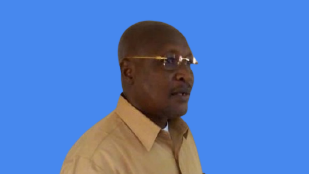 Eastern Equatoria state governor Louis Lobong Lojore  [Photo by Sudans Post]