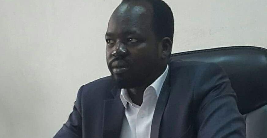South Sudan member of parliament Bor Gatwech Kuany [Photo via Facebook]