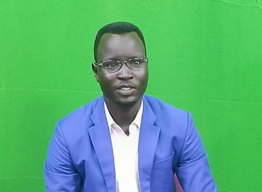 SSBC journalist Mayin Riam Yok [Photo via Facebook]