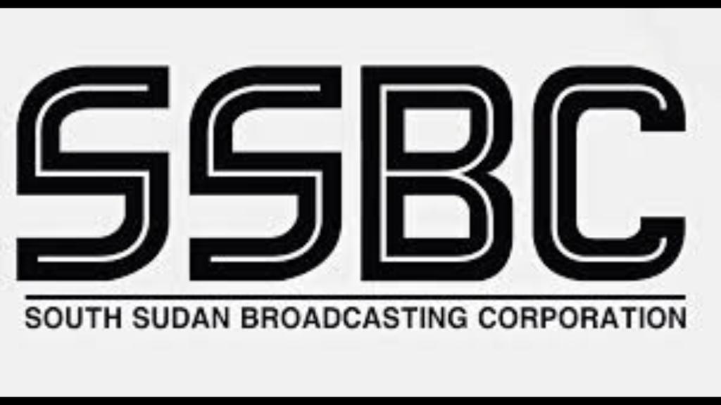 South Sudan Broadcasting Corporation Logo [Photo via SSBC Facebook page]