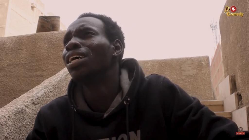 South Sudanese comedian Penton Keah [Photo courtesy]