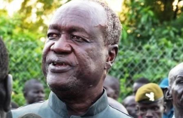South Sudan's former defense minister and senior presidential advisor Kuol Manyang Juuk [Photo via Facebook]