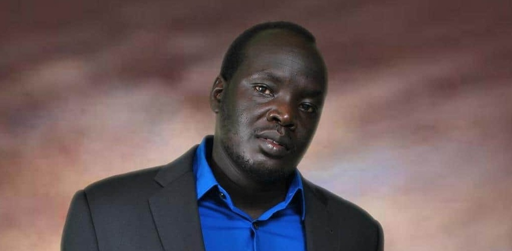 Newly-appointed deputy chairperson of South Sudan United Front/A (SSUF/A) General James Ruai Dual [Photo via Facebook]