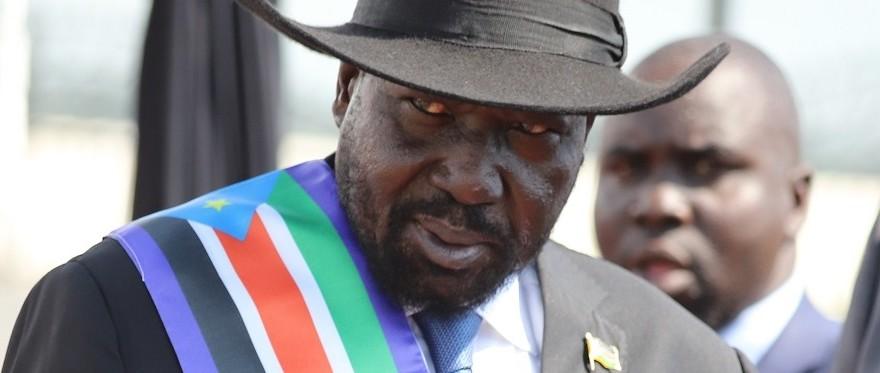 South Sudan President Salva Kiir Mayardit [Photo by unknown]