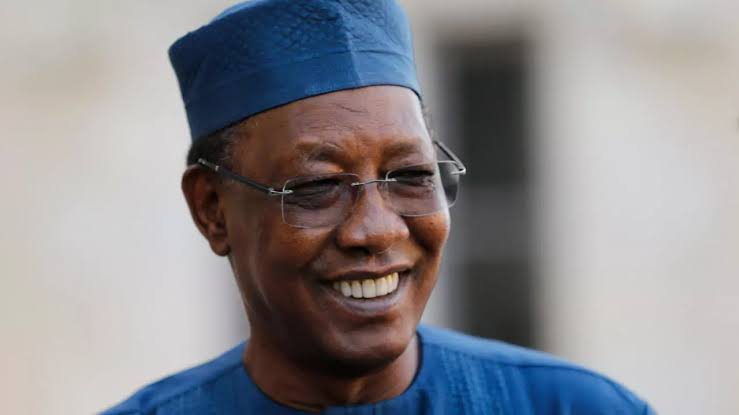Chadian President Idriss Diby [Photo by AP]