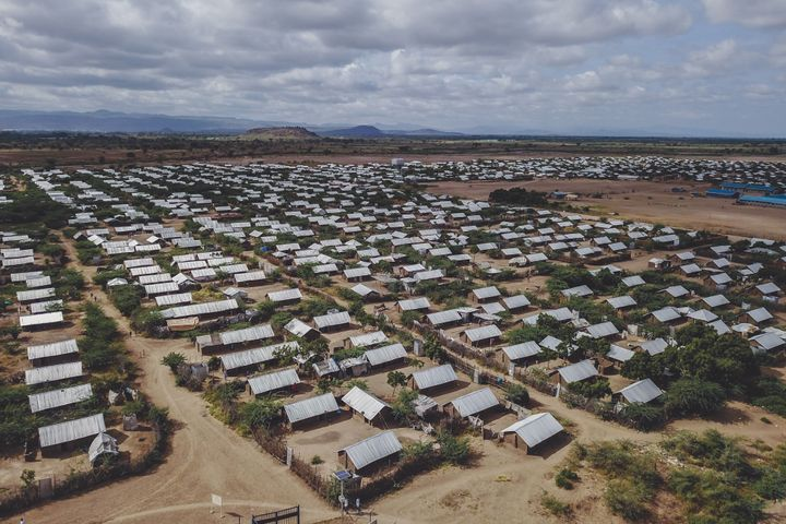 Kakuma Refugee Camp [Photo via Eye Radio]