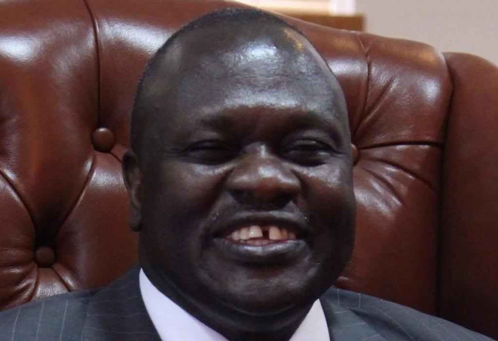 South Sudan First Vice President Dr. Riek Machar Teny [Photo via Wikipedia]
