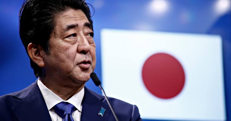 Japan's Prime Minister Shinzo Abe attends a EU-Japan summit in Brussels, Belgium March 21, 2017. [Photo by Shutterstock]