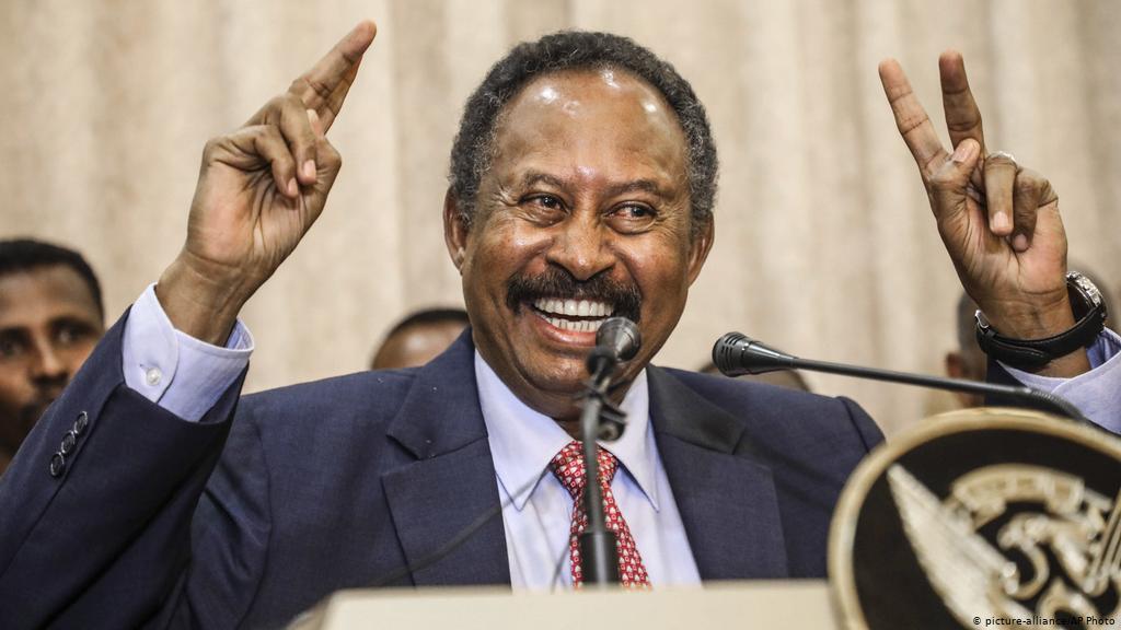Sudanese Prime Minister Abdalla Hamdok [Photo by AP]