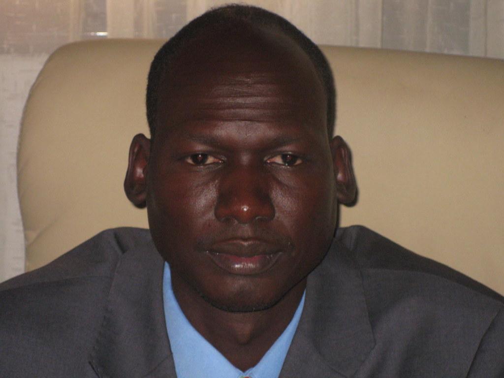 SPLM spokesman Peter Lam Both [Photo via Flicker]